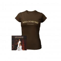 Pack Deluxe Mélodrame Marron - Femme