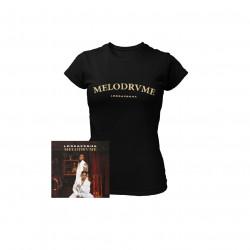 Pack Deluxe Mélodrame Noir - Femme