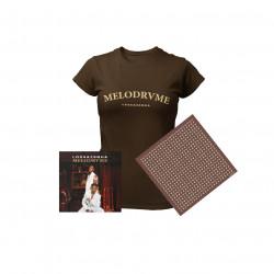 Pack Collector marron Mélodrame - Femme