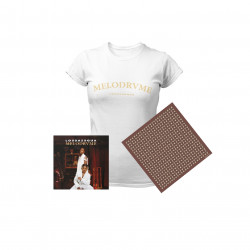 Pack Collector blanc Mélodrame - Femme
