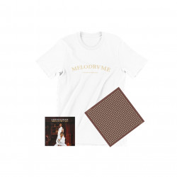 Pack Collector Mélodrame Blanc - Homme
