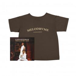 Pack Deluxe Mélodrame Marron - Enfant